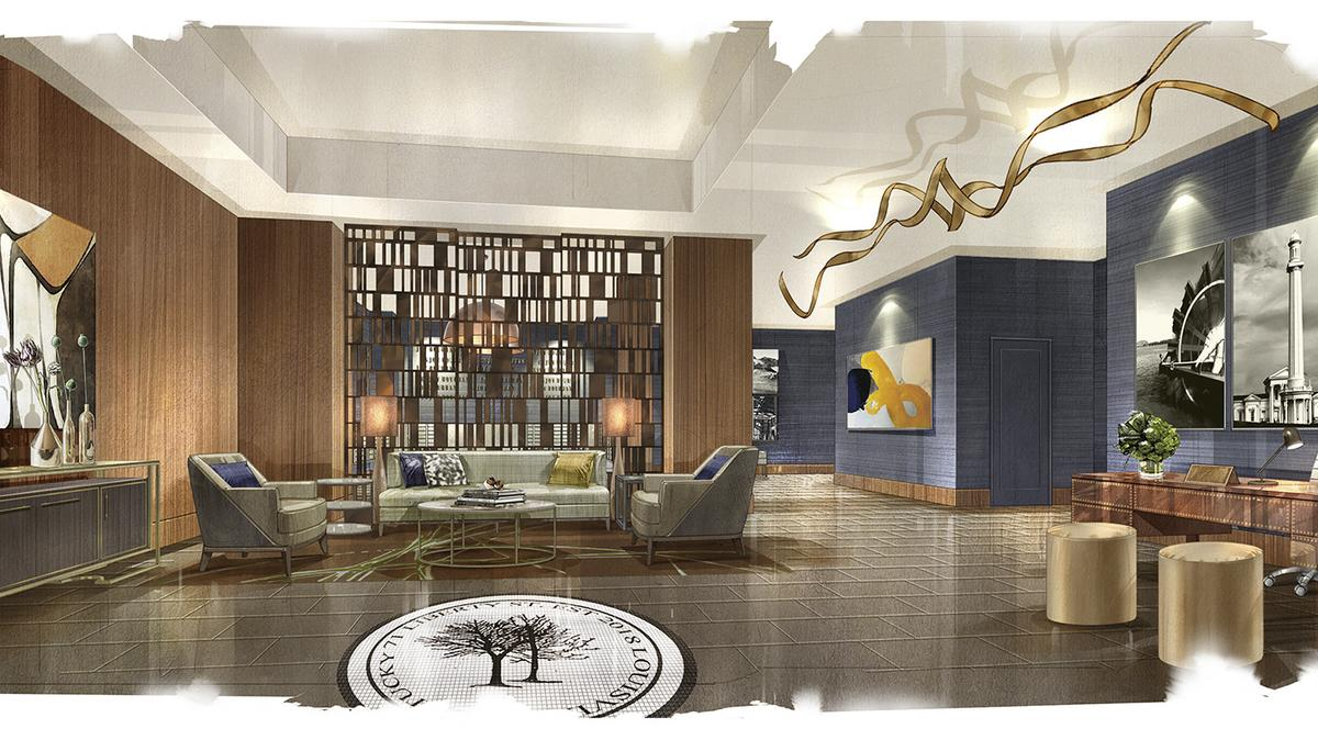 Omni Shares Plans For Louisville Ahead Of Omni