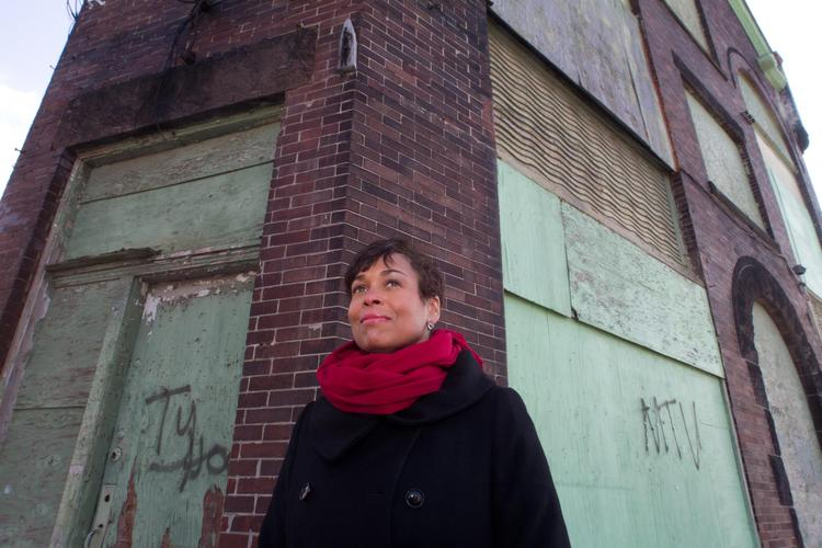 Ohio State's Trudy Bartley is leading efforts to revitalize the near east side as interim leader of Partners Achieving Community Transformation.