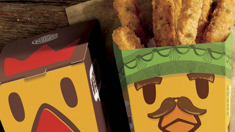 Miamis Burger King Is Capitalizing On Its Customers Love Of Chicken Fries With A New Flavor