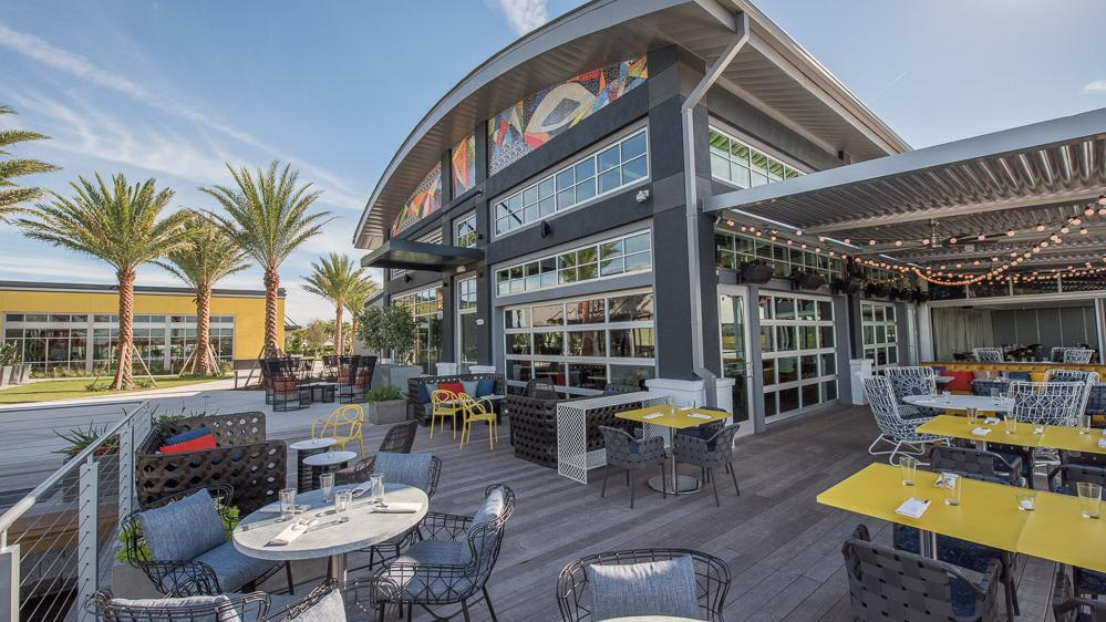 Canvas Restaurant Debuts In Lake Nona Seasons 52 Wins Industry Award Orlando Business Journal