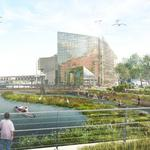 National Aquarium plots 'complete makeover of the waterfront campus'