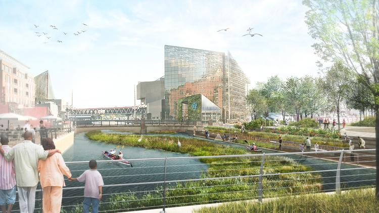 National Aquarium In Baltimore Goes Before Urban Design And Architecture Review Panel