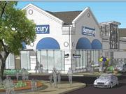 Bluemercury will join Rice Village as the shopping center undergoes a major transformation. Fort Worth-based Trademark Property Co. began working on the first phase of redevelopment at the center in October.