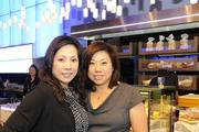 Alice, left, and Annie Yeung, co-owners of Panya Bistro in the Hokua, stand in their 3,200-square-foot restaurant that they opened to the media on Wednesday.