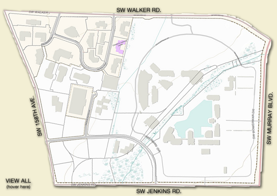 Swooshville: An interactive map of Nike's campus   Portland