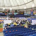 Baseball Forever night at the Trop not a sellout