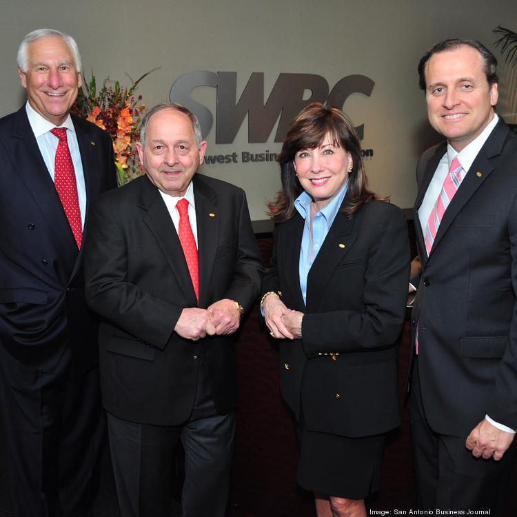 (L to R) Charlie Amato and Gary Dudley, co-founders of SWBC, have added former Humana executives Linda Hummel and Andrew Grove to their team.