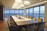 A 42nd floor conference room with commanding views is part of the 45,000-square-foot Russell Investments Center executive suite that Boeing Commercial Airplanes is vacating.