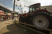 Agriculture and entertainment mix it up at the Wisconsin State Fair