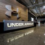 Under Armour could be drawn to the sale of Majestic Athletic