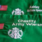 Starbucks opens first military family store in Arizona