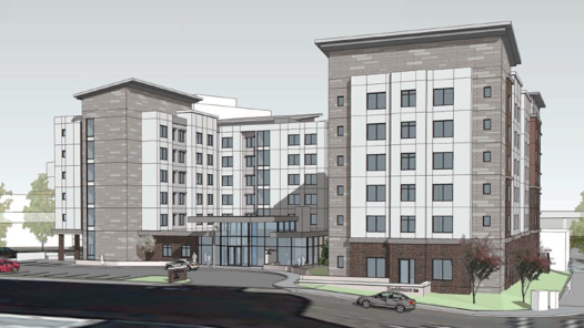 New Marriott Residence Inn Proposed In Walnut Creek Marking Rare Hotel Project For East Bay San Francisco Business Times
