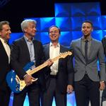 How the Warriors, JPMorgan Chase arena deal came together (Video)