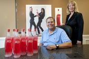 Partners Matt Rumpke and Anne Ackerson started Kittydrinkers in 2011, which now is marketing Kitty Liquors Vodka.