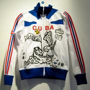 Adidas Originals worked with LEBO to produce custom clothing