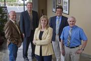 Dental finalist, the Board of Trustees at Central Arizona Dental Society Foundation. (L-R front row) Dr. Jacque (Jacqueline) Allen, Dr. Terry Ramsey (no coat). (Back row, L-R) Dr. Dr. Roger Briggs, Dr. Gary Jones & Dr. Pat Rabot.