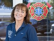 Community outreach finalist Anita Mapes-LaFevers of Mesa Fire and Medical Department.