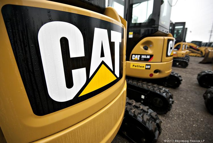A disappointing quarter is translating into layoffs for Caterpillar.