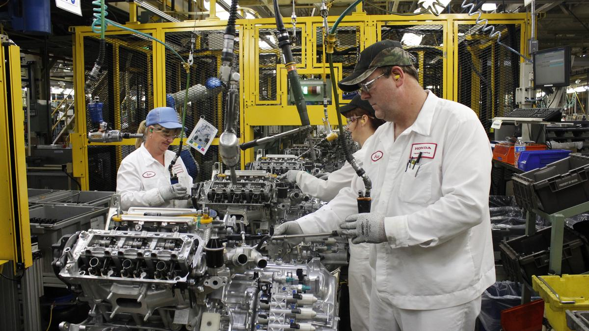 Honda Of Marysville >> Consulate General of Japan: Ohio employment by Japanese companies at an all-time high - Columbus ...