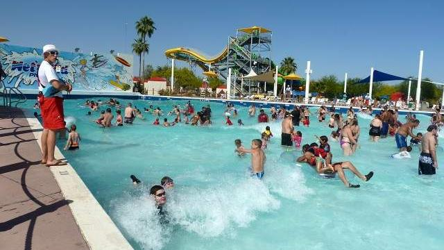 Wet N Wild To Be Featured On The Travel Channel Phoenix