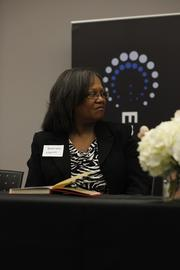 Brenda Wynn, Davidson County Clerk, during the launch of Evolve Women.