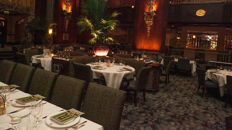 Romantic restaurants cincinnati