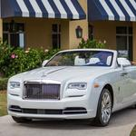 Automotive Minute: Rolls-Royce auctions off first production model Dawn for charity