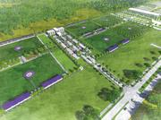The planned Orlando City Soccer Club training complex in Lake Nona will feature six fields and other amenities.