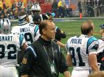 Doctor's orders: On the sidelines at Super Bowl 50