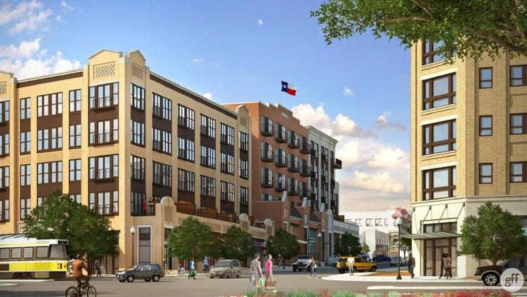 The Apartment And Retail Mixed Income Project Has Been In Works For A Year