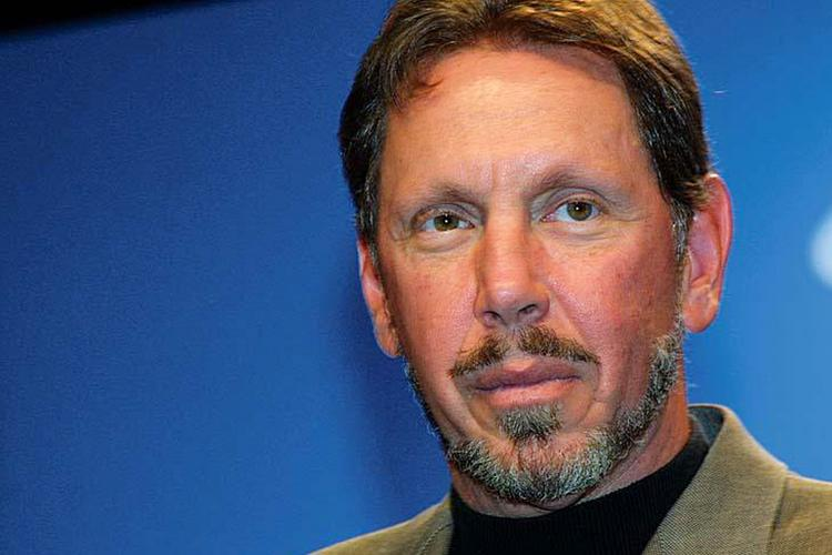 Larry Ellison, the Oracle Corp. CEO who owns 98 percent of the Hawaiian island of Lanai, has spent hundreds of millions of dollars on the America's Cup yacht races.