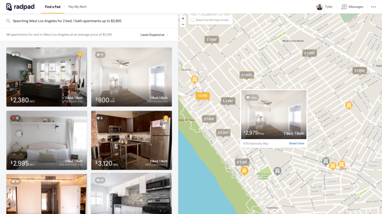Radpad Has Teamed With Onefinestay And Homesuite To Round Out Its 1 Million Plus Apartments