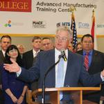 First look inside Valencia College's new manufacturing training center (Video)