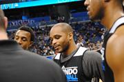 Jameer Nelson is one of the few familiar faces left on the Magic squad in this new season.
