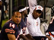 Chicago Bears wide receiver Brandon Marshall is willing to part ways with his multimillion-dollar Florida home.