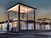 Stoke will serve as the anchor to Denton's Innovation District.