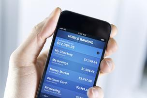 Most Americans still prefer doing their banking online and in person, but mobile banking has become more popular, according to a survey released Thursday by the American Bankers Association.