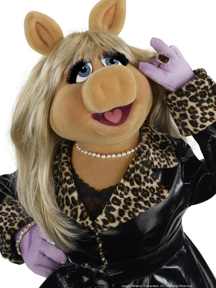 Miss Piggy is available to chat on her Facebook page weekdays 10 a.m. to noon Pacific time thanks to Imperson, an artificial intelligence marketing platform that impersonates characters online.