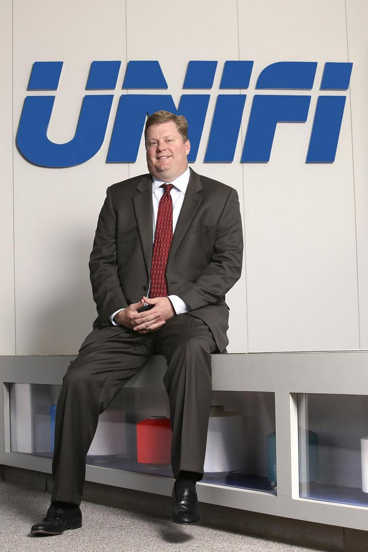 Ron Smith, vice president and chief financial officer at Unifi Inc. since 2007, resigned last week to pursue other opportunities.