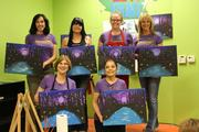 """The founders say an """"adventure"""" doesn't have to be a physical-fitness challenge. It can be anything new, like a painting class."""