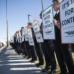 Southwest Airlines pilots picket at Love Field as labor acrimony escalates