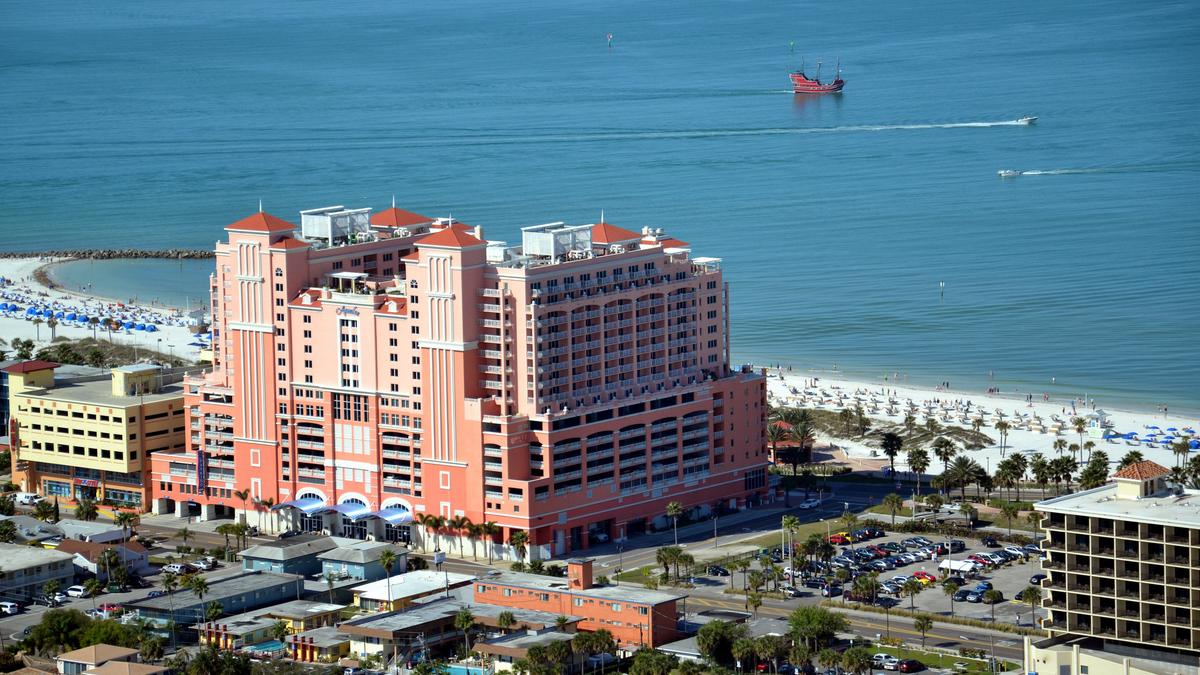 3b2908a62a6c Hyatt Regency Clearwater Beach sold to Westmont Hospitality Group ...