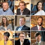 A few interesting facts about this year's Top 40 Under 40