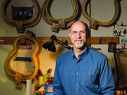 "Steve McCreary, business manager for Collings Guitars, values the high quality of their manufacturing process: ""Art and industry only go so far, and one of them has to give."""