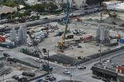 No. 2 Brickell CityCentre breaks ground: The $1.05 billion project in the heart of Miami's Brickell neighborhood is one of the biggest development projects ever undertaken in the region. When it is finished, it will have offices, retail, residences, hotels and restaurants. About 40 percent of the projects 520,000 square feet of retail will focus on luxury brands, with Bal Harbour Shops as both co-developer and manager.