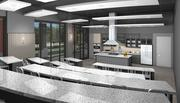 A rendering of the Epicurean Theatre at the Epicurean Hotel in Tampa.