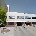 Nordblom proposing to build office atop South End parking garage