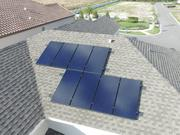 Meritage Homes is placing solar panels on all of the homes it builds. This year, it is projected to build more than 800 homes in Central Florida.