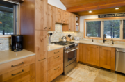 Some builders have used juniper for such interior products as cabinets and flooring. Remodeling VIP Tom Kelly is leading an effort to harvest more of the wood in Eastern Oregon as well as market it more as a home building staple.