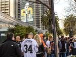 Attention, Super Bowl 50 spectators: Someone's been tracking you